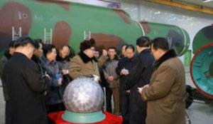 北朝鮮の核開発