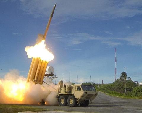 THAADミサイル