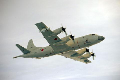 海自P-3C