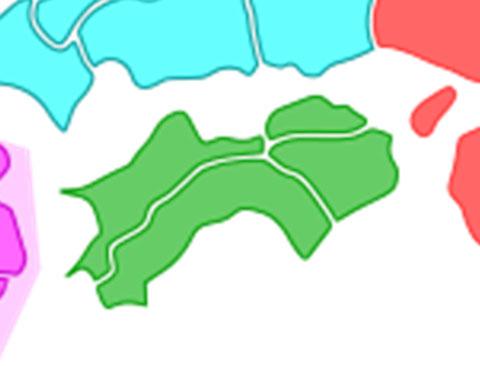 衆議院選挙四国ブロック