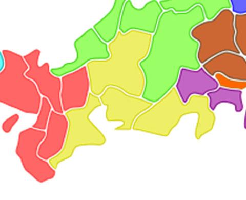 衆議院選挙東海ブロック