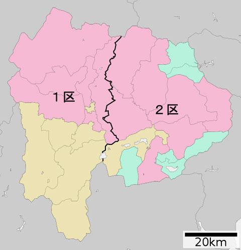 山梨県選挙区