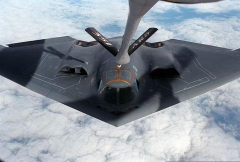 B-2爆撃機