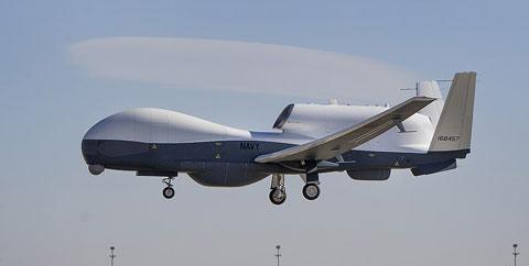 MQ-4Cトライトン