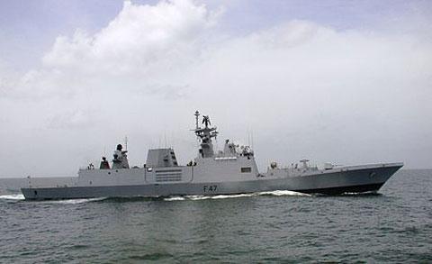 シヴァリク級フリゲート