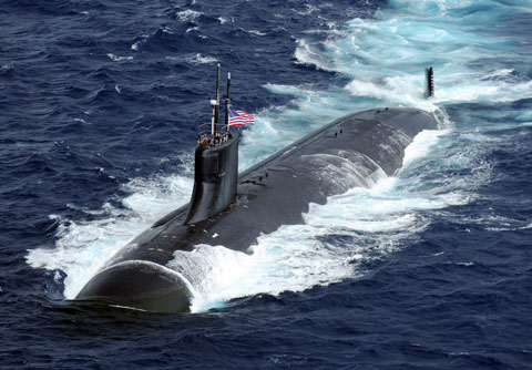 米海軍SSNロス級