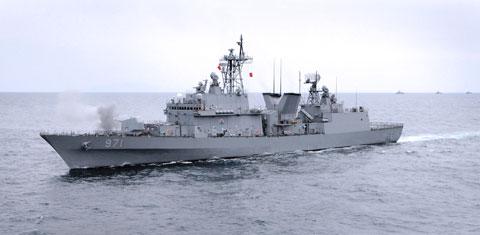 広開土大王級駆逐艦