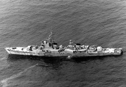 北朝鮮NAJIN級フリーゲート