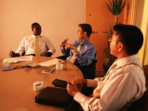 外資系企業の社員